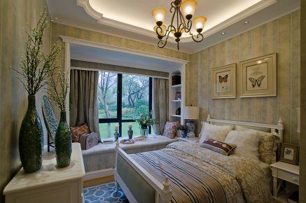 常州地中海风格三房装修 地中海风格家庭装修效果图
