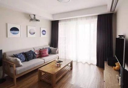 昆明欧式风格装修设计效果图 银海森林三房装修设计欣赏