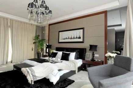 洛阳简欧风格三房装修设计 欧式风格室内装修效果图