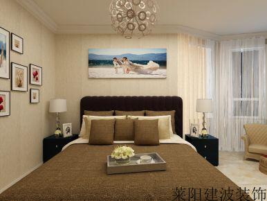 烟台现代简约风格三房装修  简约风格家庭装修设计效果图