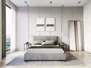 现代风格两房装修设计 现代风格家庭装修效果图欣赏