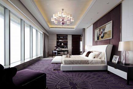 现代风格+新中式风格+酒店风格复式装修设计