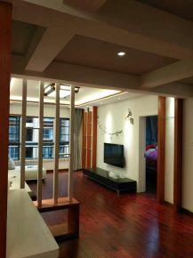 昆明现代风格三房装修效果图 现代风格家庭装修设计