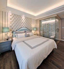 宁波星光御墅三房装修设计  创意混搭风格家庭装修效果图