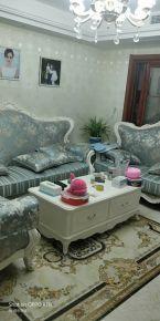 苏州欧式风格家庭装修设计  吴逸花园三房装修效果图欣赏