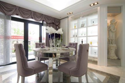 宁波科创城 创意混搭风格三房装修设计欣赏