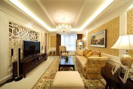 济南现代风格三房装修设计 山水泉城现代家庭装修