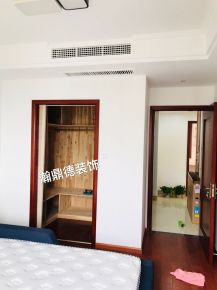 宁波现代风格三房装修设计 五江湾23-403