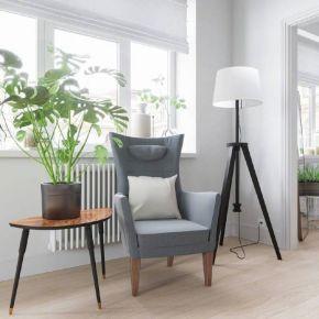 中山北欧风格小户型装修设计  北欧风格家庭装修效果图欣赏
