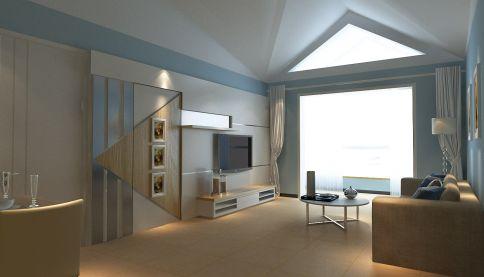 東方太陽城 簡約風格兩房裝修設計