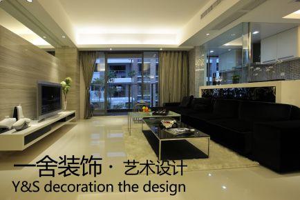 徐州现代风格三房装修效果图 时尚佳缘