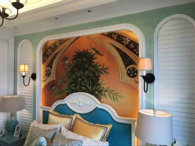 南昌地中海风格三房装修设计 地中海风格家庭装修欣赏