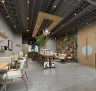 青岛简约办公室装修设计 简约风格公装效果图欣赏
