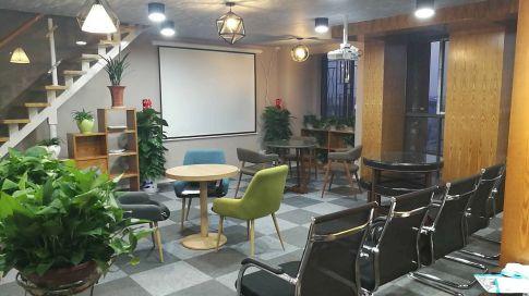 武汉办公楼现代风格装修 现代风格复式装修设计