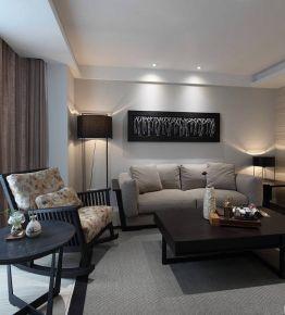 中山雅居乐现代风格三房装修  现代风格家庭装修设计
