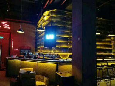 福州LAB酒吧装修设计 现代风格娱乐会所装修效果图