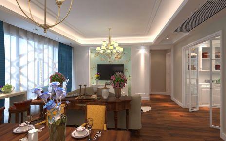 福州融信后海现代风格三房装修 现代风格家庭装修设计