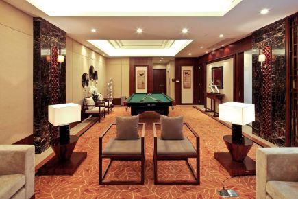 徐州中式别墅装修设计效果图欣赏 郭先生的家