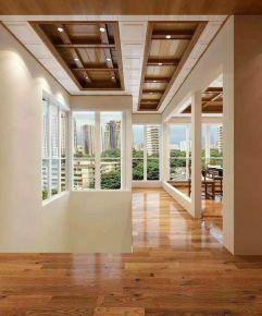 长沙芙蓉区顺天楼中式办公室装修效果图