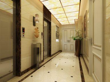 长沙中房瑞致欧式四居室装修效果图欣赏