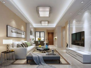 福州全包整装效果图欣赏 全包家庭装修设计欣赏