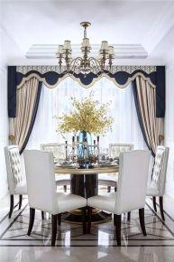 350m²法式风情别墅,浪漫到极致的清新奢华设计