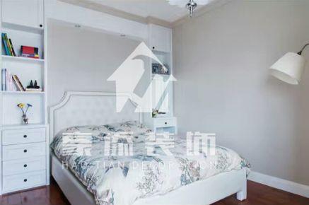 漳州格林兰庭中式风格三居室装修效果图
