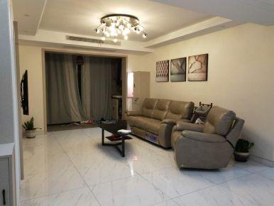 扬州天下现代三居室装修效果图