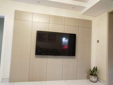 扬州幸福里东南亚三居室装修效果图