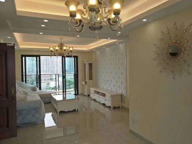 中山简约欧式风格三房装修 简欧风格家庭装修效果图
