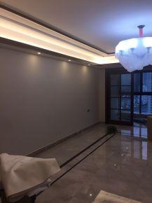 宁波盟友装饰新时代小区中式风格四居室装修效果图
