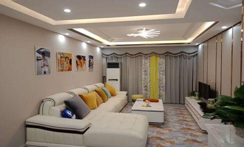 宁波鄞州区姜山曙光苑现代三居室装修案例