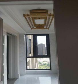 宁波江东区银亿东岸中式四居室装修效果图