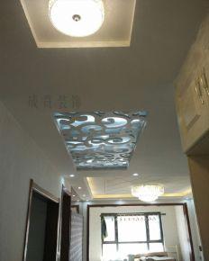 济南名辉豪庭现代简约三居室装修效果图