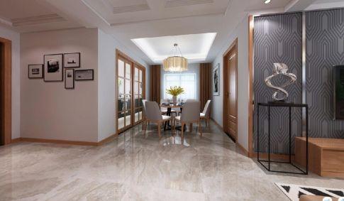 嘉兴星河湾现代简约三居室装修效果图