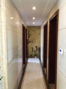 扬州华建雅筑现代三居室装修效果图