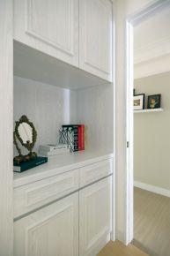 嘉兴香格里欧式三居室装修效果图