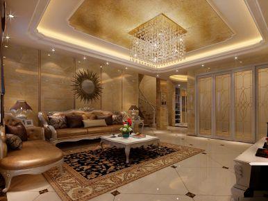 惠州欧式三居室装修效果图汇总