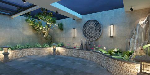 中山雅居乐长提半岛四居室装修效果图