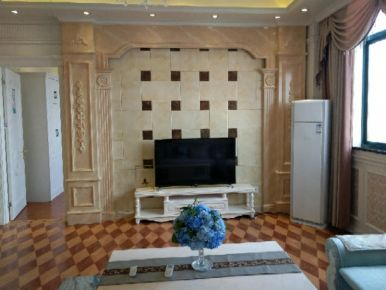 长沙五矿万境蓝山现代三居室装修效果图