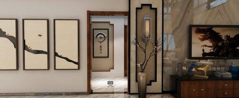 贵阳中式风格复式装修设计 复式中式风格装修效果图