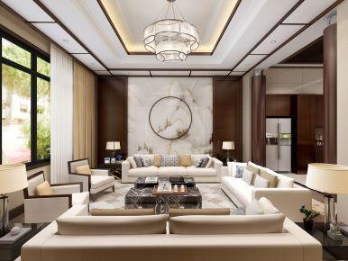 工一倾情出品 |武汉500㎡中式别墅装修设计案例