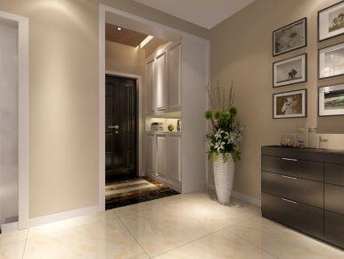 简单的诠释现代风格三房装修设计