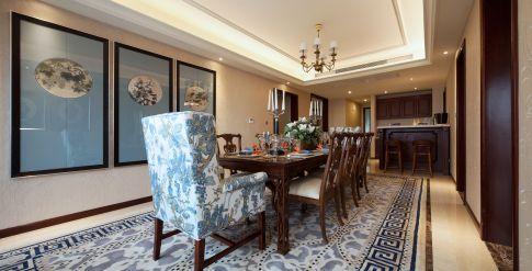 混搭风格四房装修设计 创意混搭家庭装修效果图