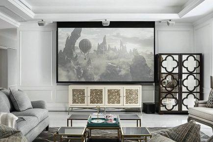 长沙欧式风格三房装修设计 欧式风格家庭装修效果图