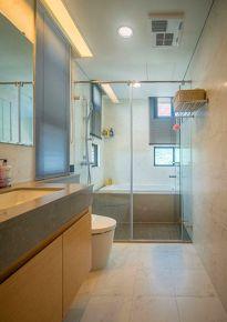 海口绿地海长流一期地中海两居室装修效果图
