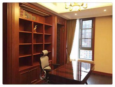 宁波雍城世家中式三居室装修案例