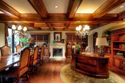 常州兰陵尚品小区 美式混搭风格四房装修设计
