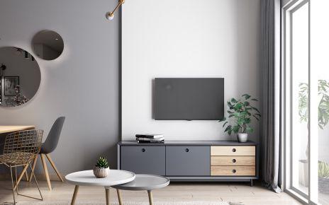 多彩生活 欧式风格三房装修设计效果图