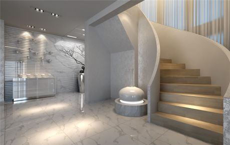 长岛别墅项目装修现代风格设计